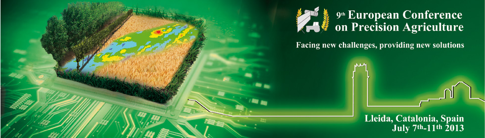 9th European Conference on Precision Agriculture